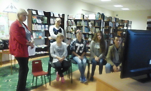 Сухосолотино - Видео час «Терроризм: истоки и реалии»