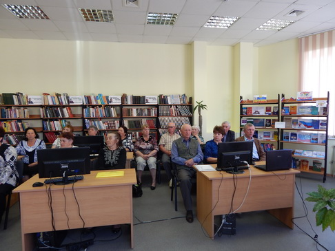 Единый день писателя Ивнянский район