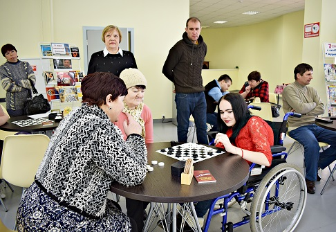 Турнир по шахматам и шашкам «Спорт для всех»