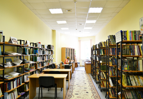 Отдел краеведения, отдел ОИФ и МБА