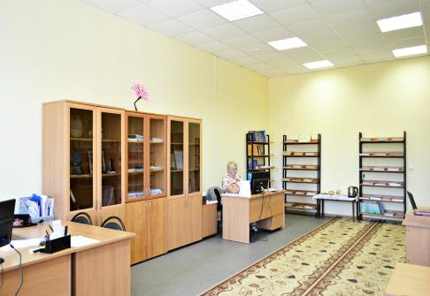 Методический и информационно-библиографический отделы